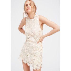 Free People | Selma Crochet Dress